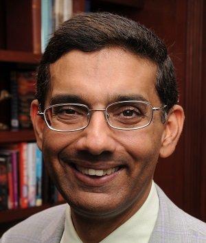 Dinesh D'Souza Diversity Speaker