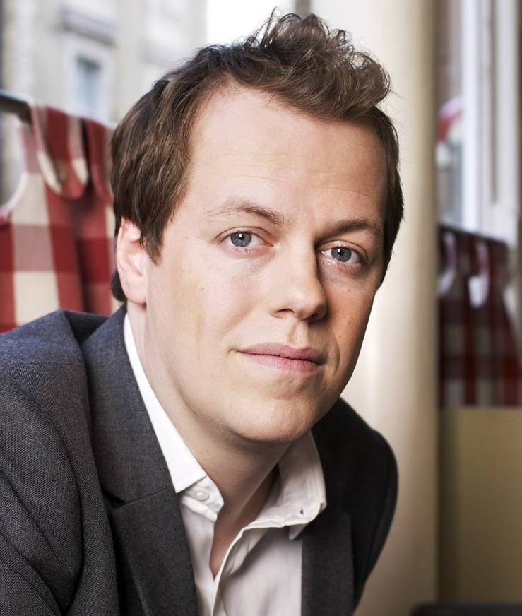 Tom Parker Bowles Chartwell Speakers Bureau