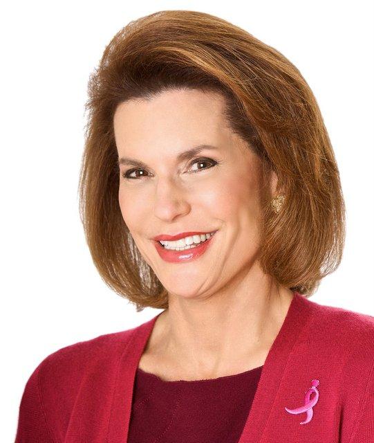 Nancy Brinker Speaker