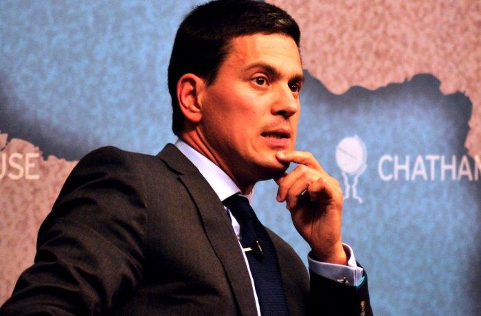 David Miliband - Hacking Scandel