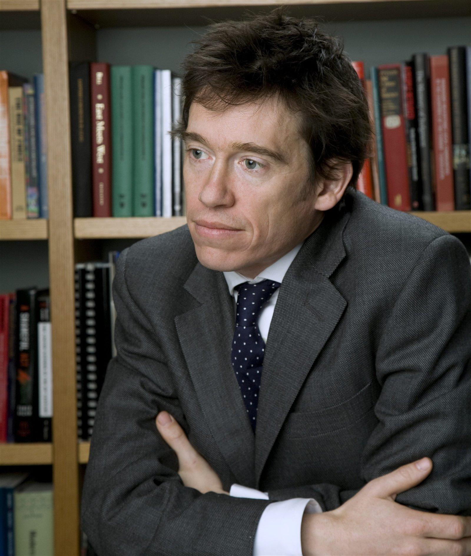 Rory Stewart Speaker