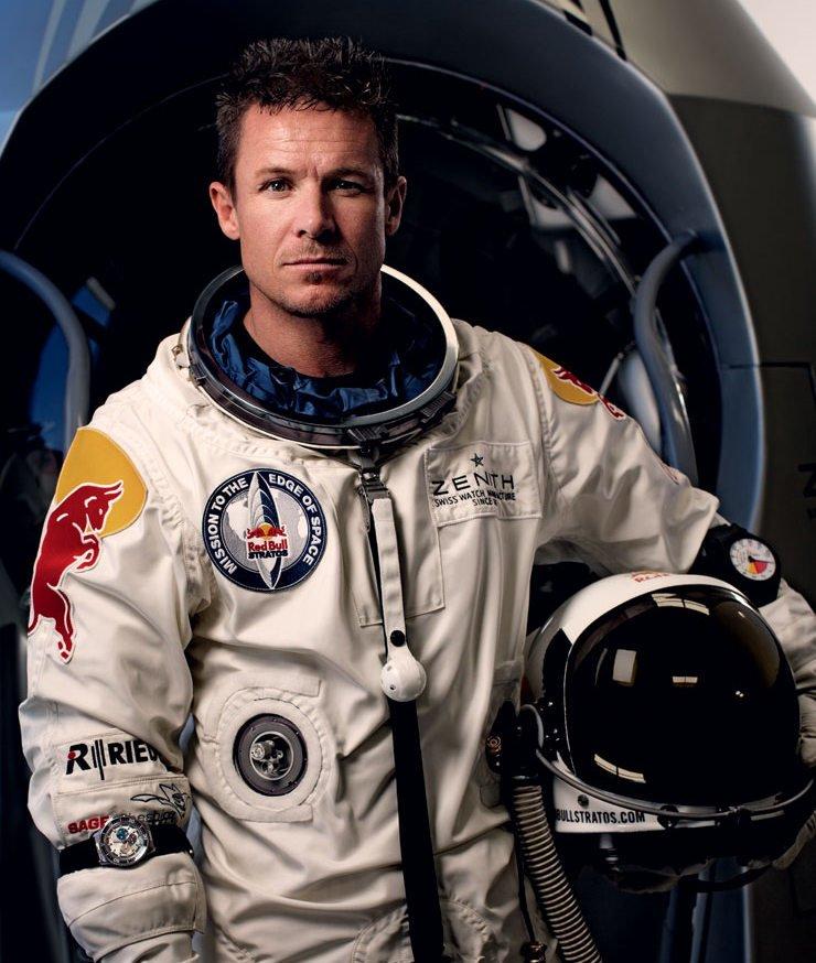 Felix Baumgartner Speaker