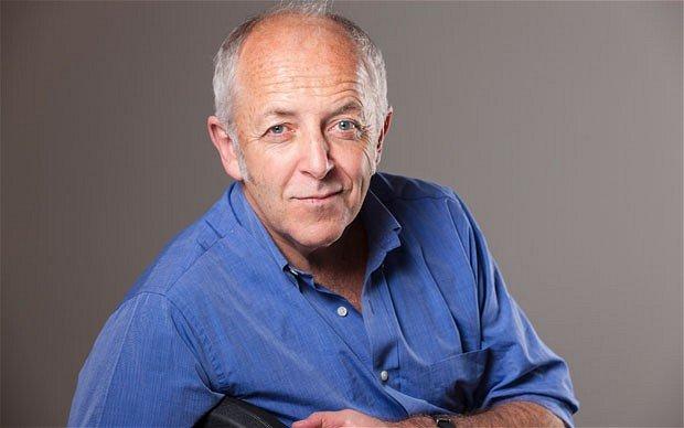 Jeremy Bowen - winner of the Royal Television Society award
