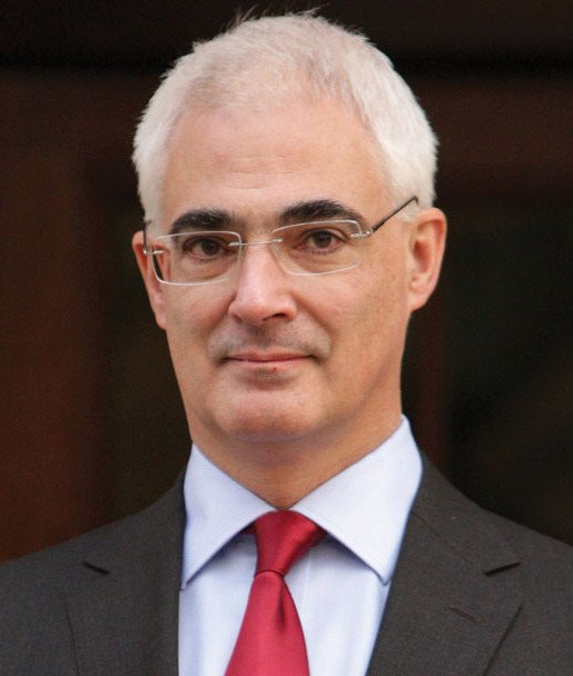 Alistair Darling speaker