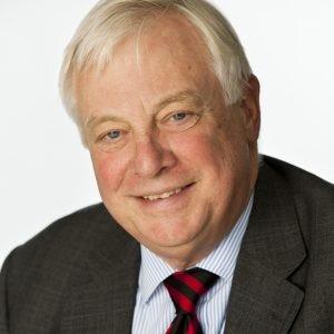 Chris Patten Speaker
