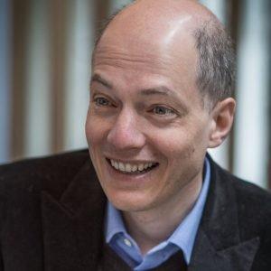 Alain de Botton Speaker