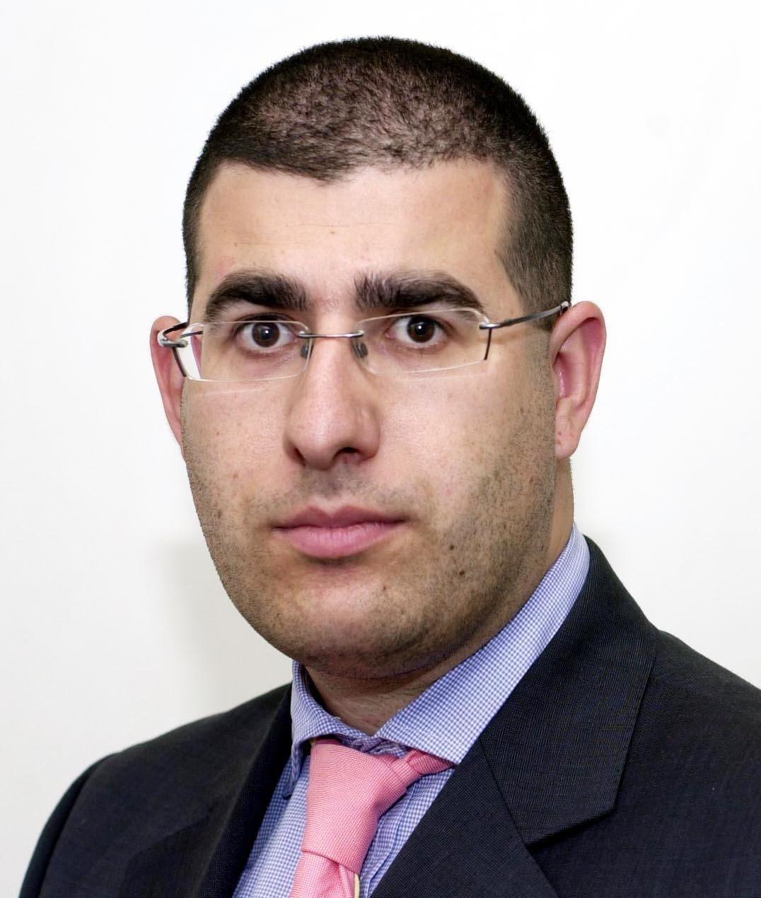 Javier Blas Speaker
