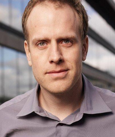 Magnus Lindkvist Speaker