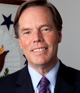 Nicholas Burns Speaker