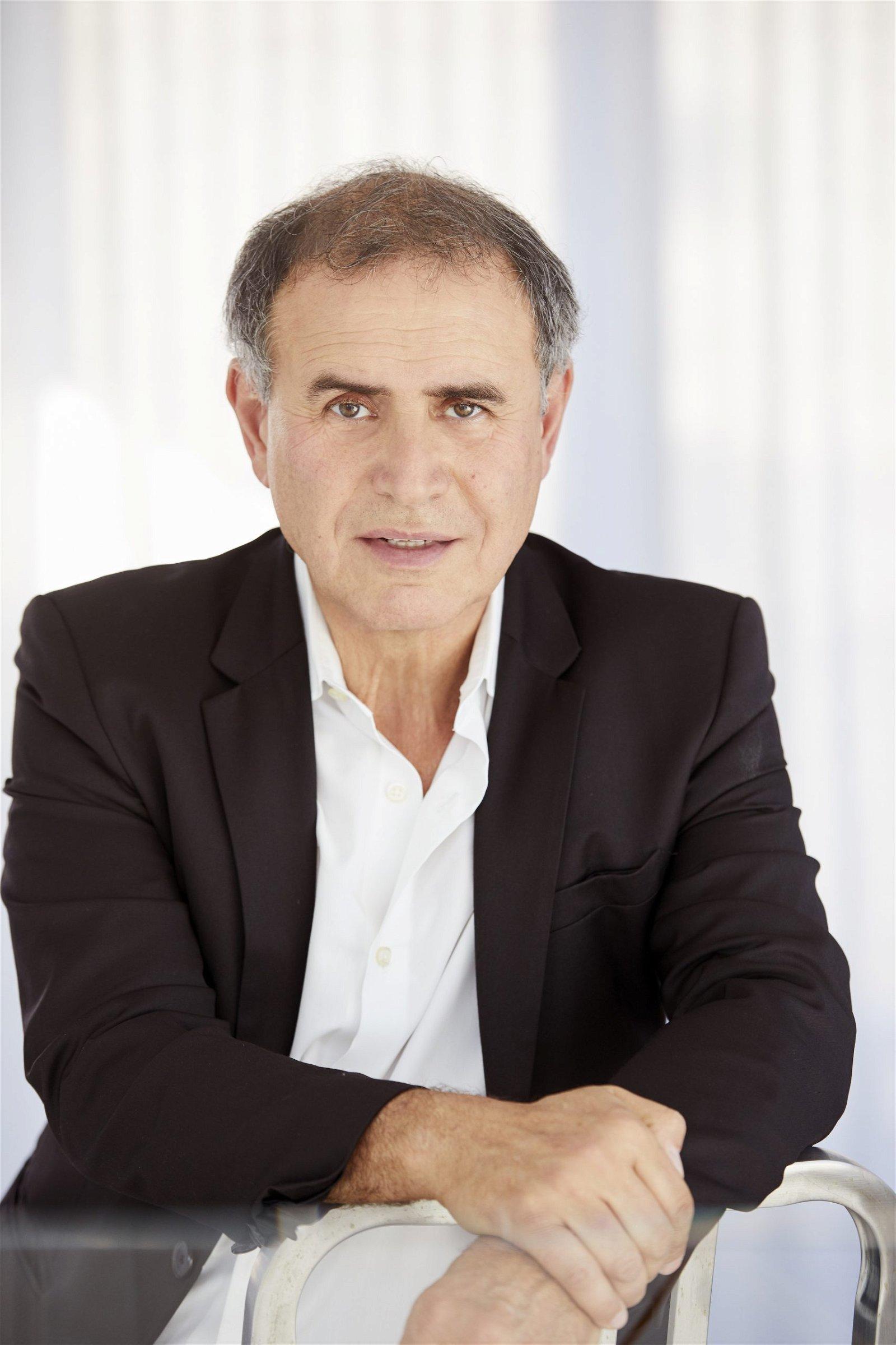 Nouriel Roubini Speaker