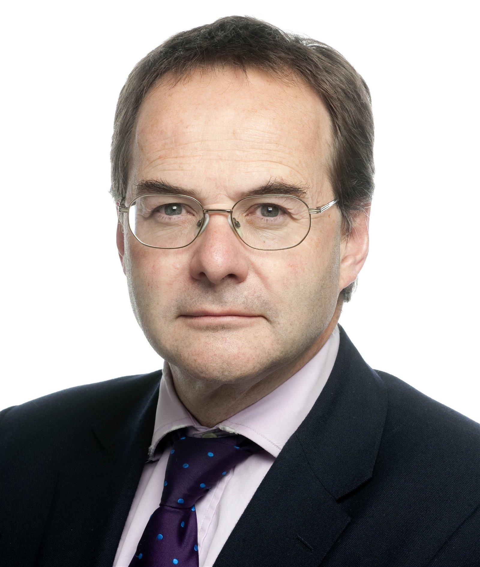 Quentin Letts speaker
