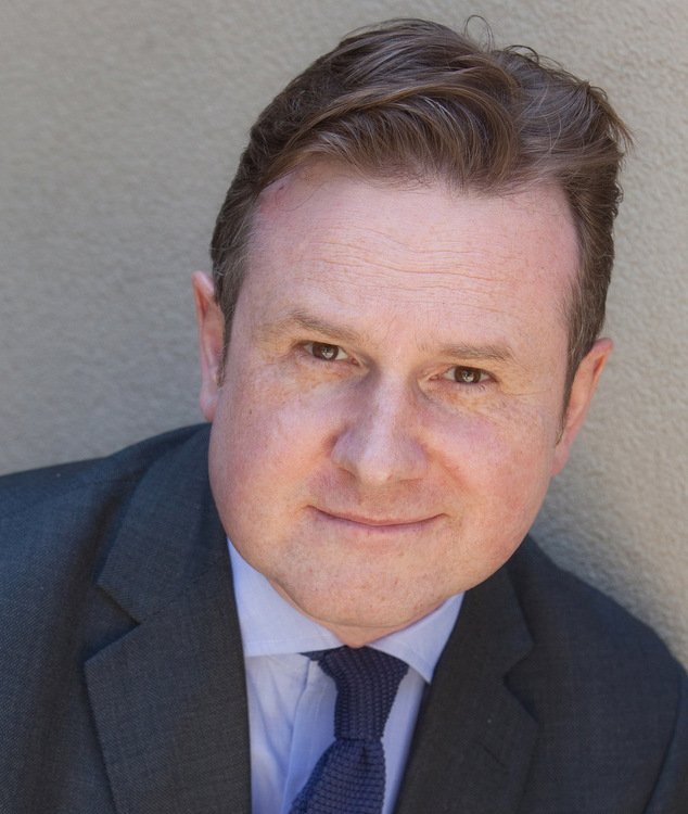 Iain Martin Speaker