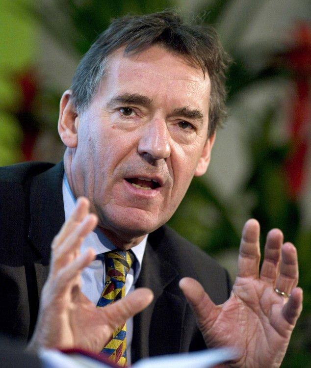 Jim O'Neill Speaker