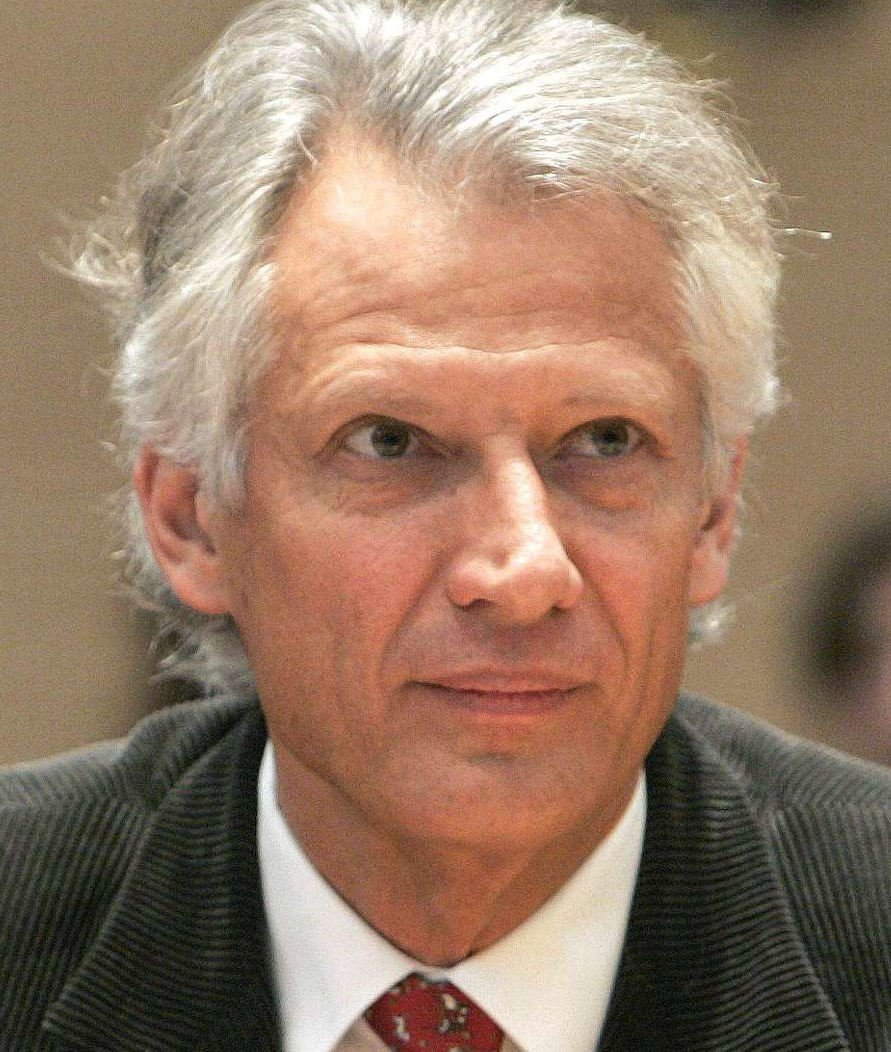 Dominique de Villepin Speaker