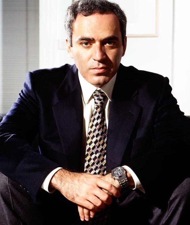 Garry Kasparov Speaker