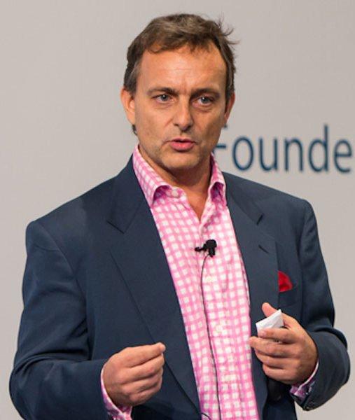 Matthew Spacie Speaker