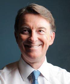 Peter Mandelson Speaker