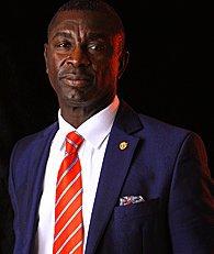 Prince Kofi Amoabeng Speaker