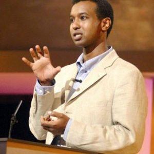 Rageh Omaar Speaker
