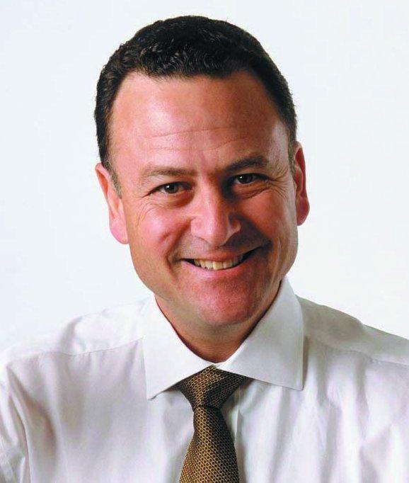 Tony Leon speaker