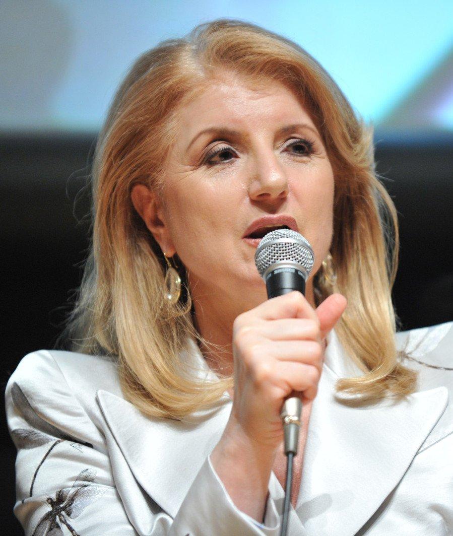 Arianna Huffington Speaker