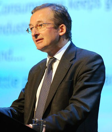 Dieter Helm Speaker