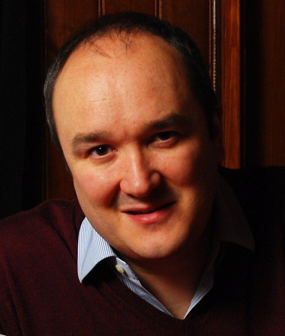 Dominic Sandbrook Speaker