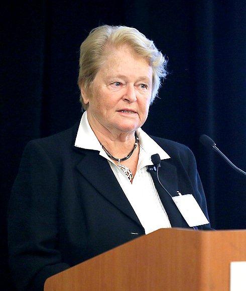 Gro Brundtland speaker