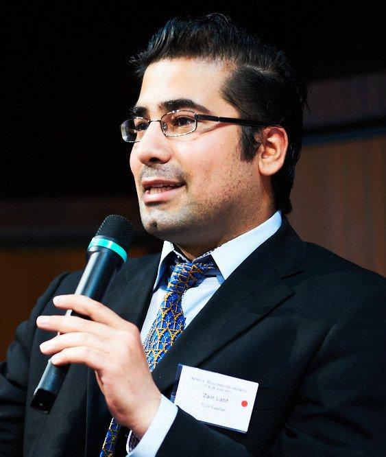 Zain Latif Speaker