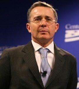 Álvaro Uribe Speaker