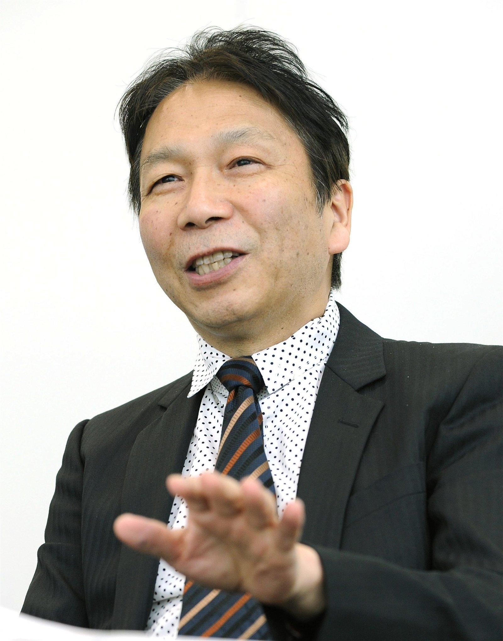 Kazumasa Iwata Speaker