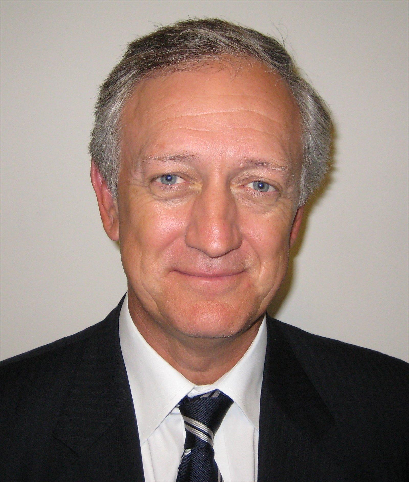 Nigel Webber Speaker