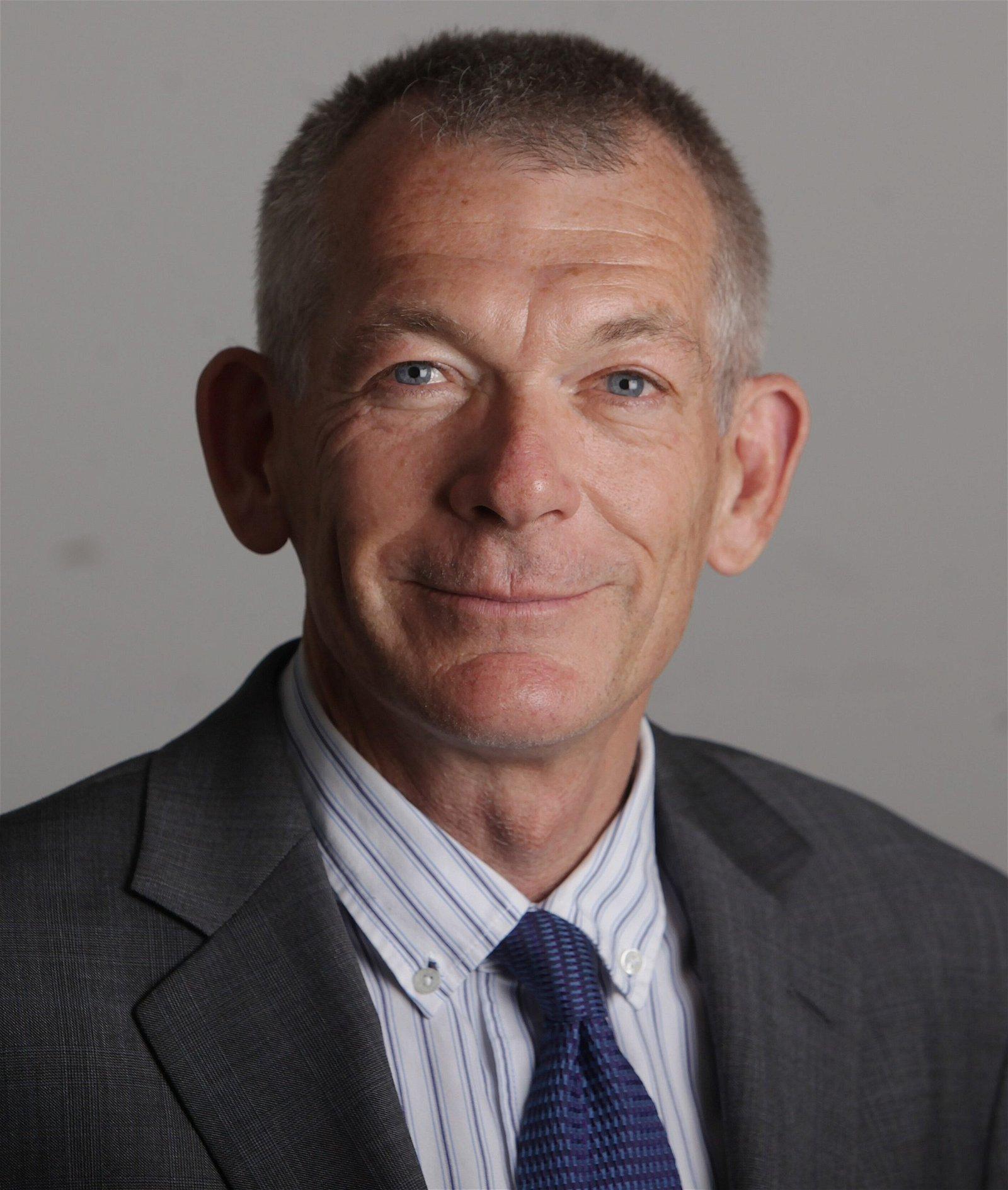 Peter Marsh Speaker