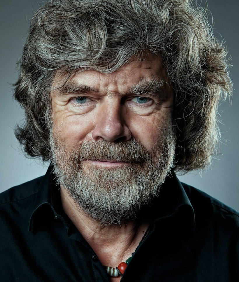 Reinhold Messner Speaker