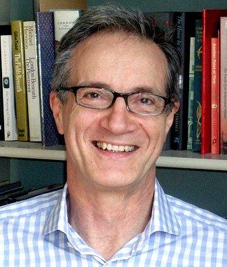 Richard Dowden Speaker