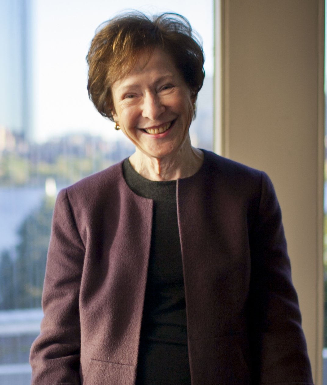 Suzanne Berger Speaker