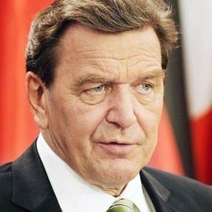 Gerhard Schröder Speaker