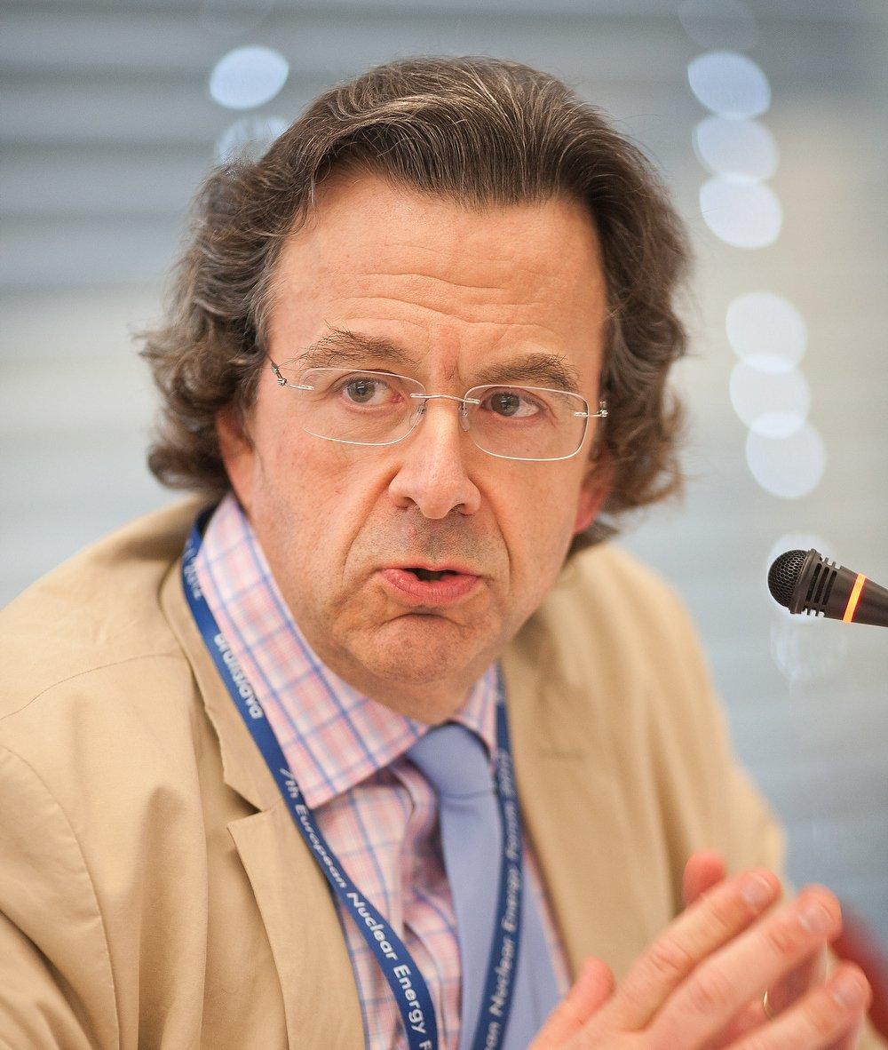 Malcolm Grimston Speaker