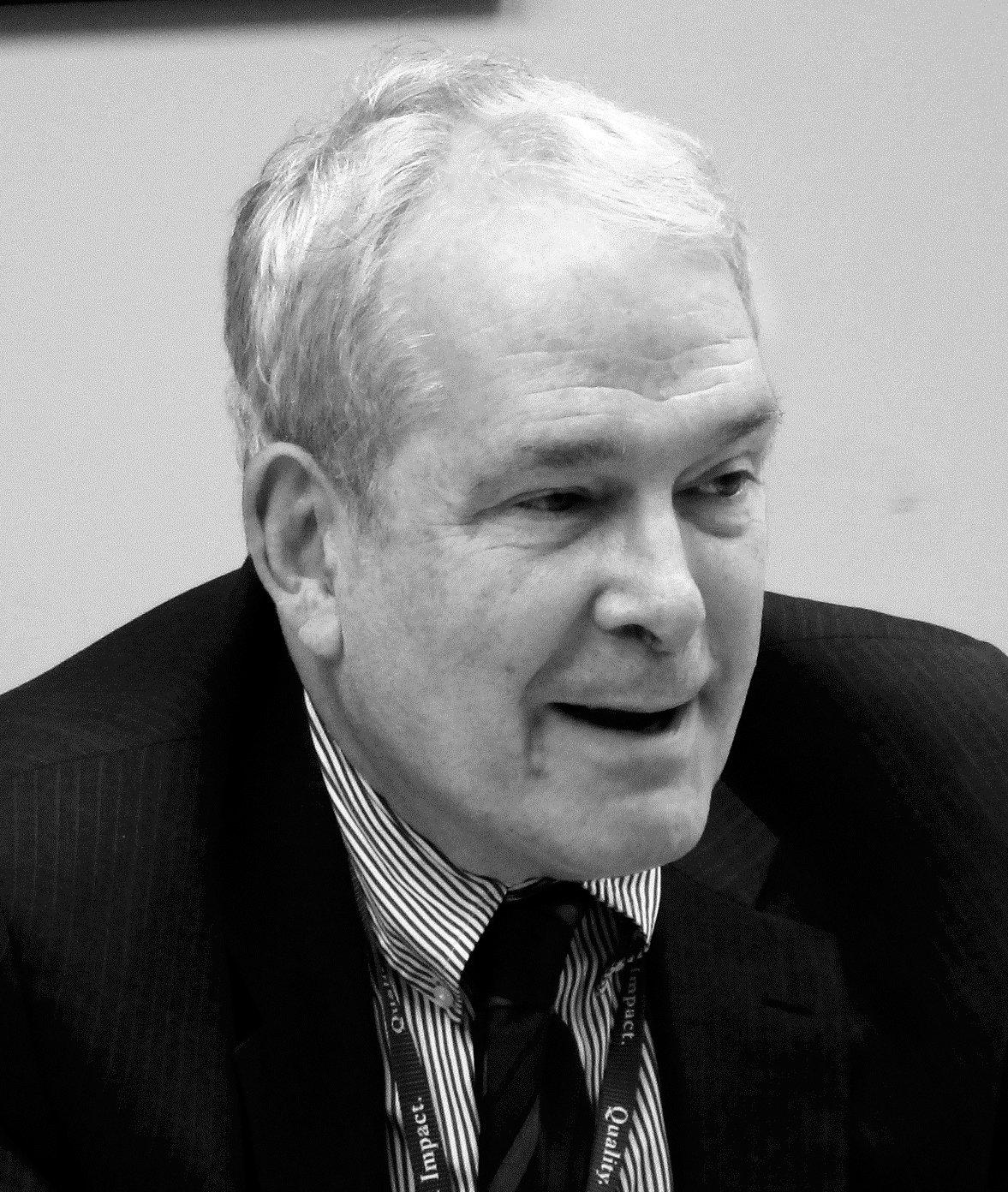 Charles Ebinger speaker