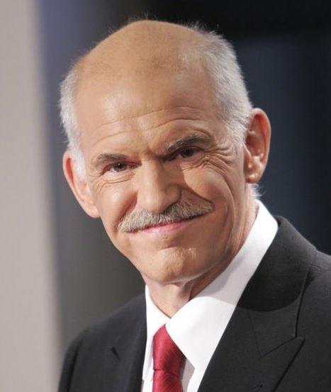 George Papandreou speaker