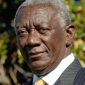 John Kufuor Speaker
