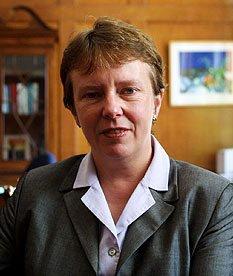 Kate Barker Speaker