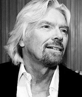 Richard Branson speaker - Photo by Edgar Neo