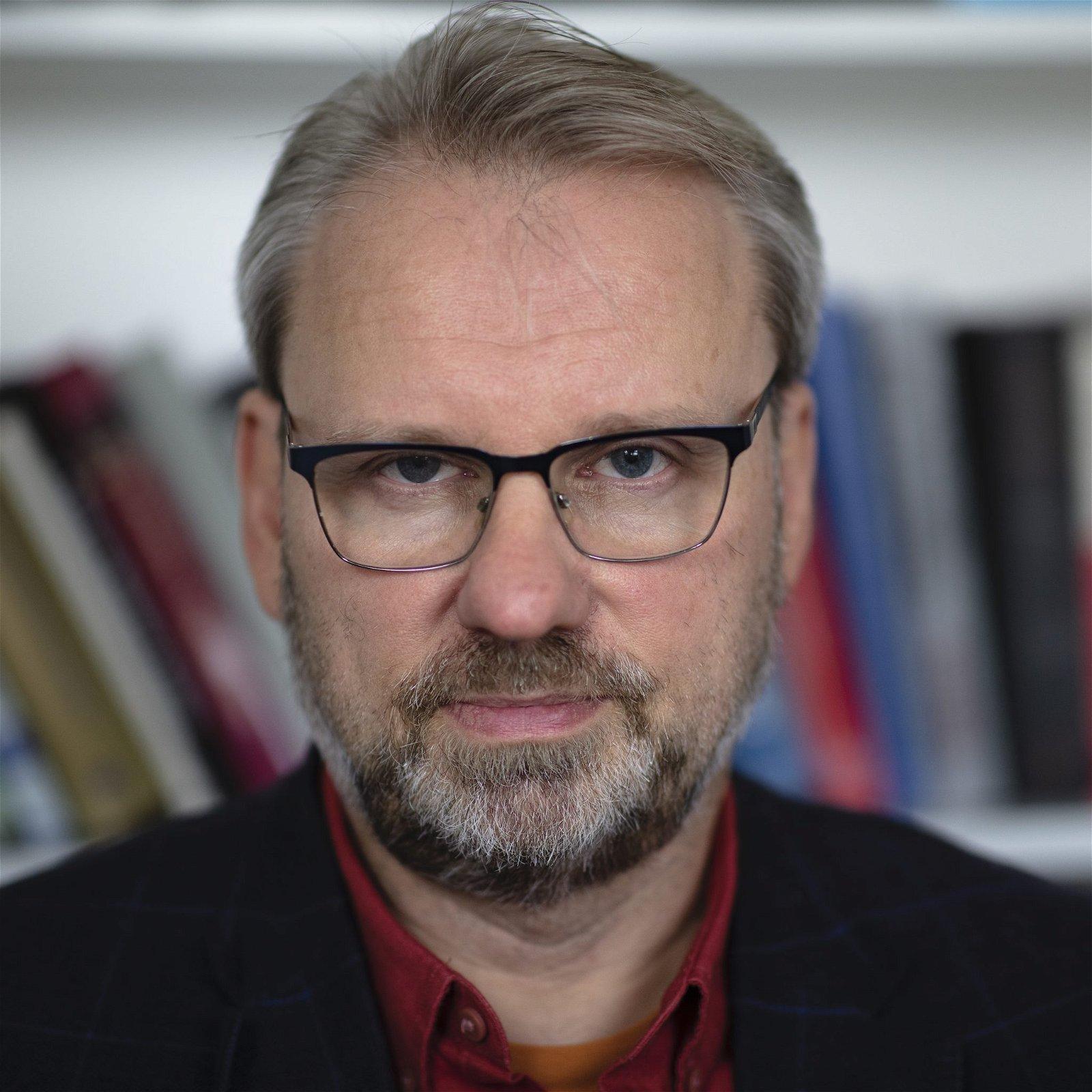 Wolfgang Munchau headshot