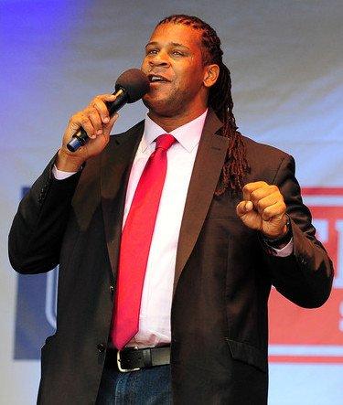 Cecil Martin Speaker