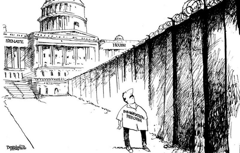 Immigration Reform - Photo by Bramhall's World