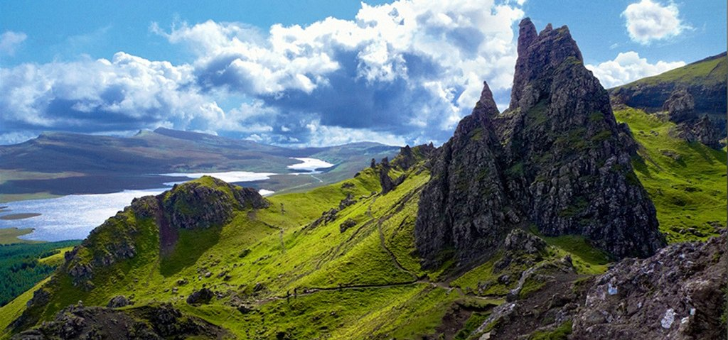 Isle of Skye - Photo by Moyan Brenn - CC ATTRIBUTION AND NO DERIVATIONS