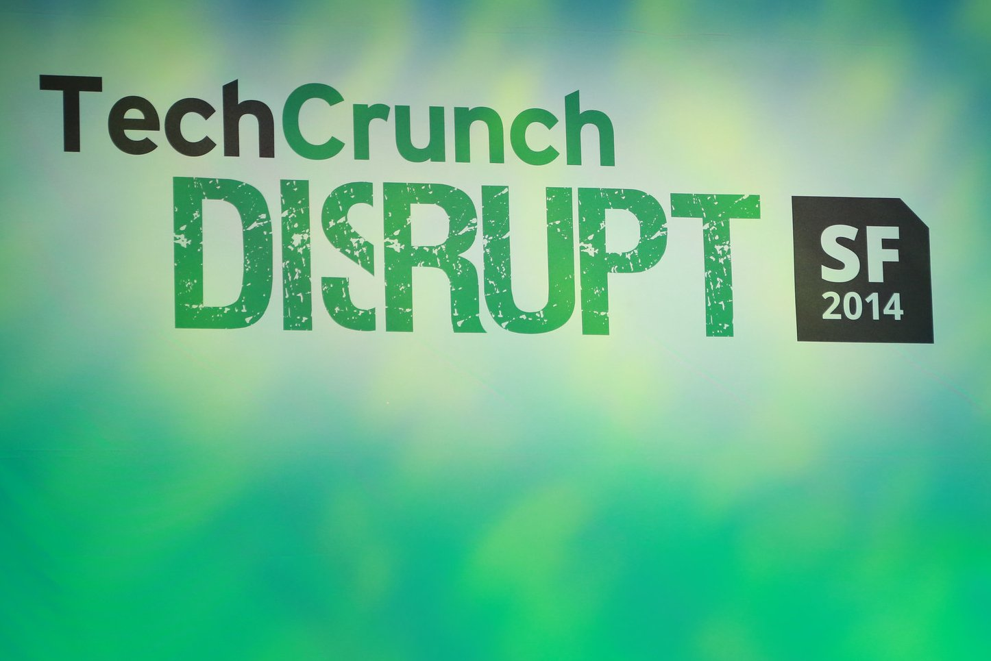 Disruption - Photo by TechCrunch - CC BY 2.0