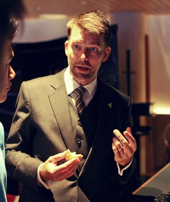 Boris Nordenstrom keynote speaker