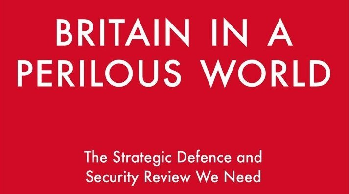 Britain in a Perilous World - Jonathan Shaw